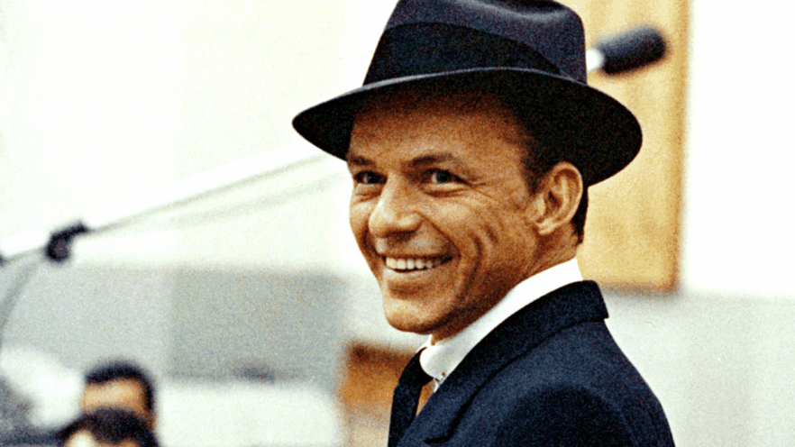 frank sinatra knows how achive b2b leads