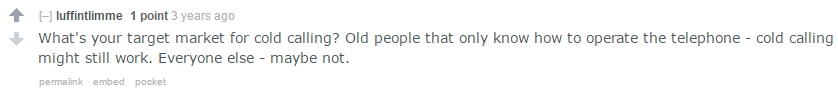 comment from reddit