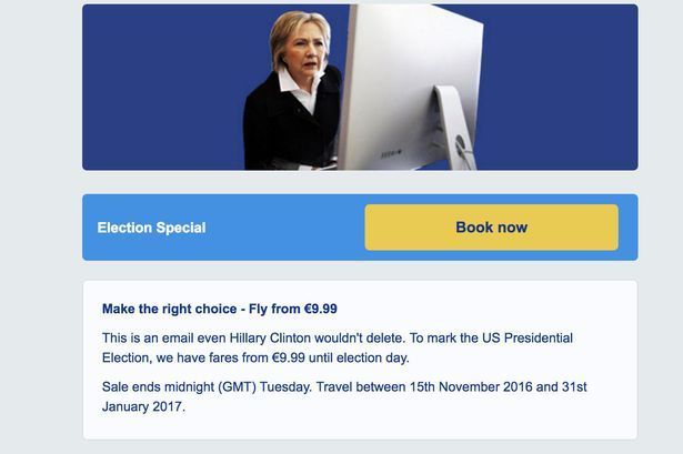 Hillary would not delete this email