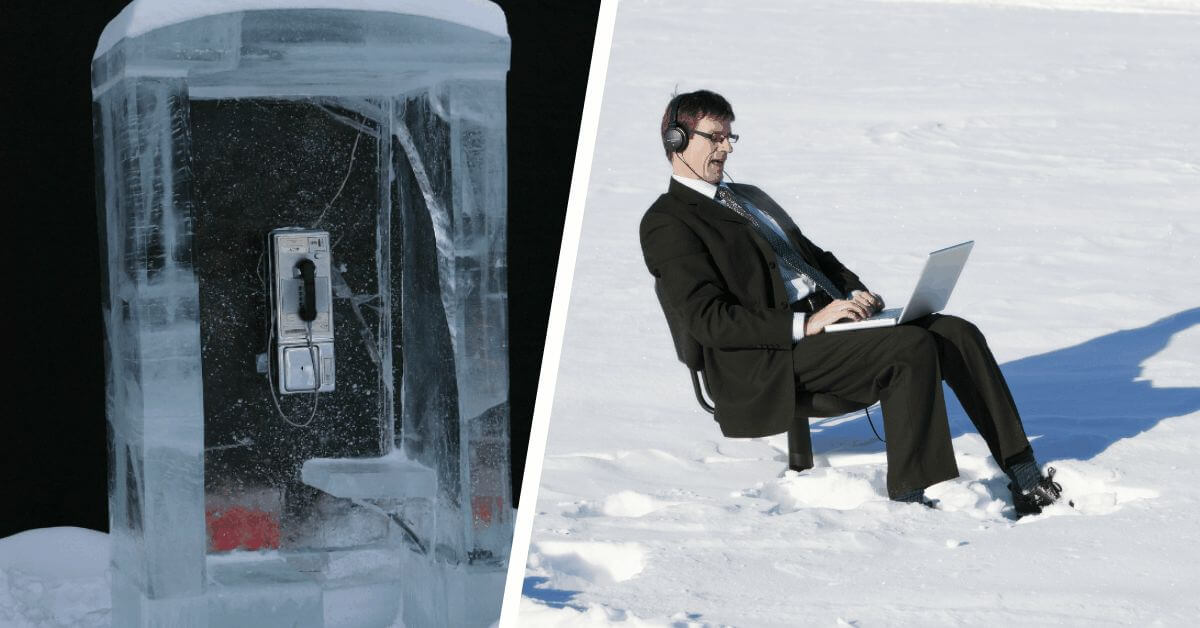 Cold emailing vs cold calling